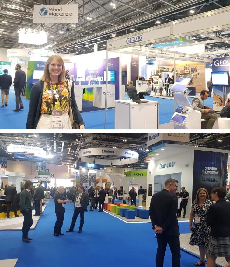 Merlin at EAGE conference